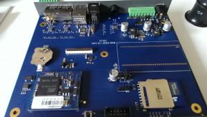 PV Wechselrichter Überwachungscomputer
