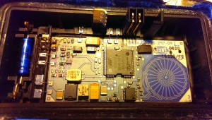 Steuerelektronik Hella Turbo-Ladedruckregler